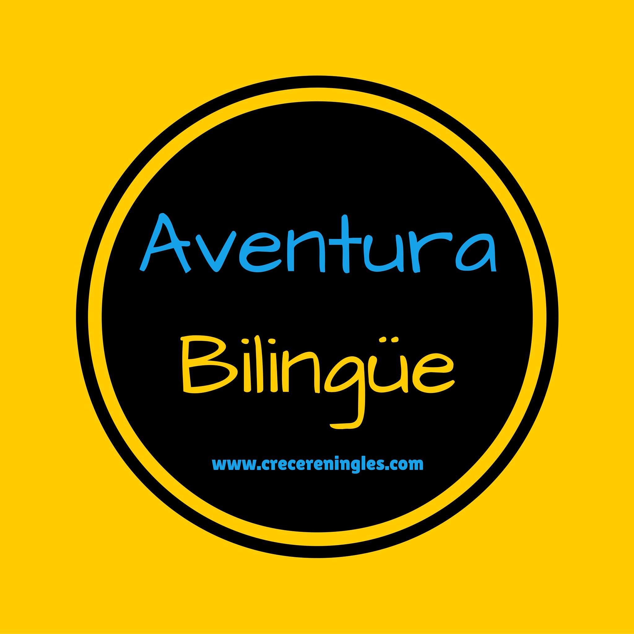 Logo de Aventura Bilingüe