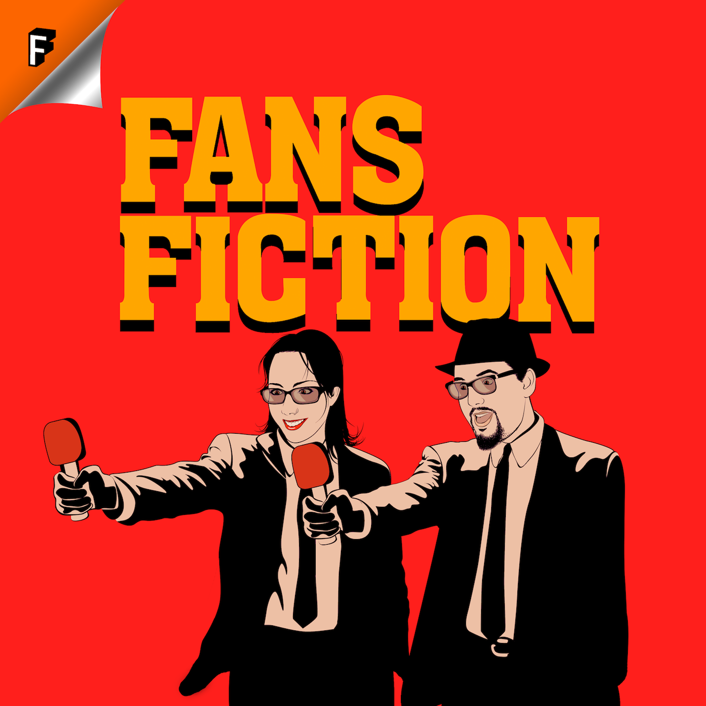 Logo de Fans Fiction