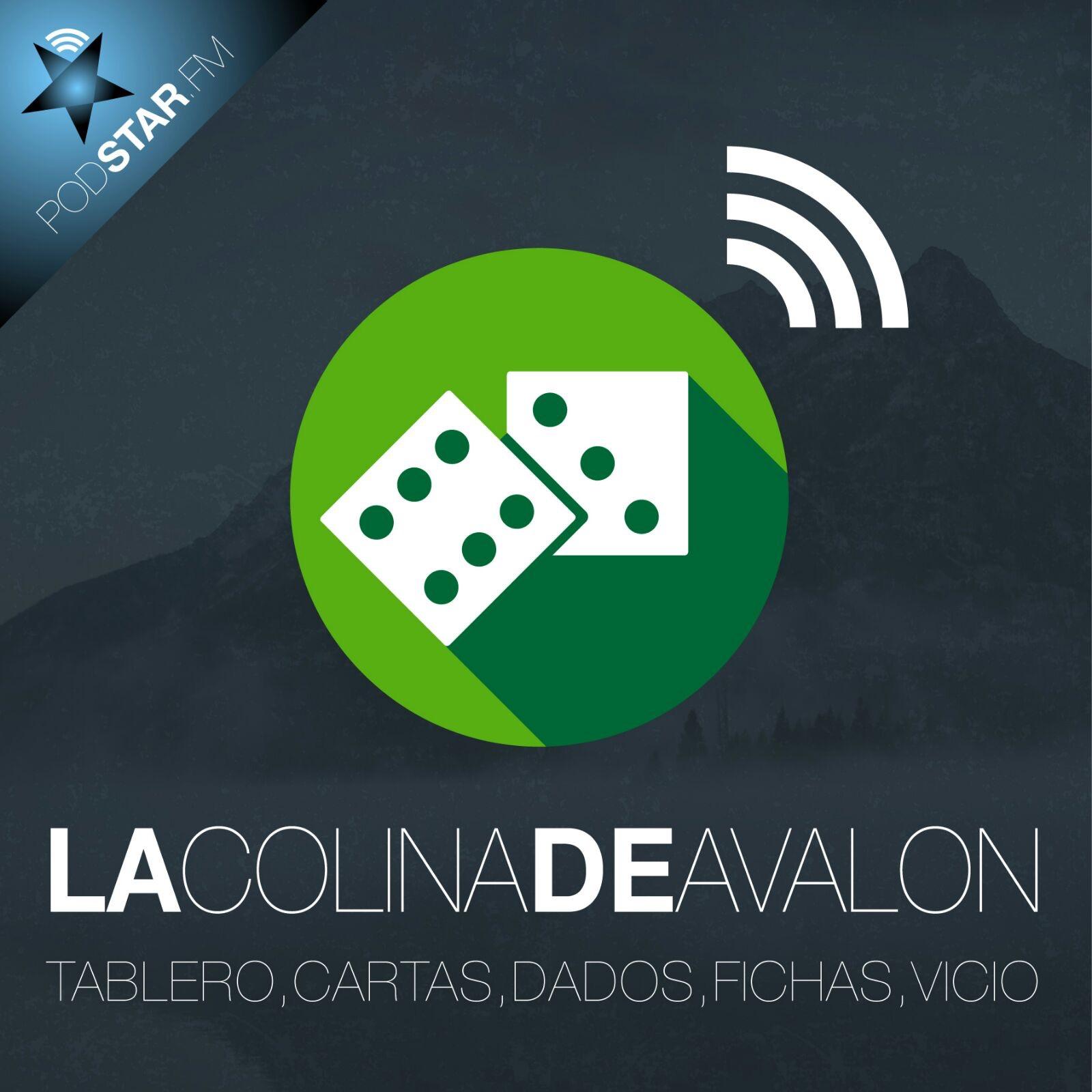 Logo de La Colina de Avalon