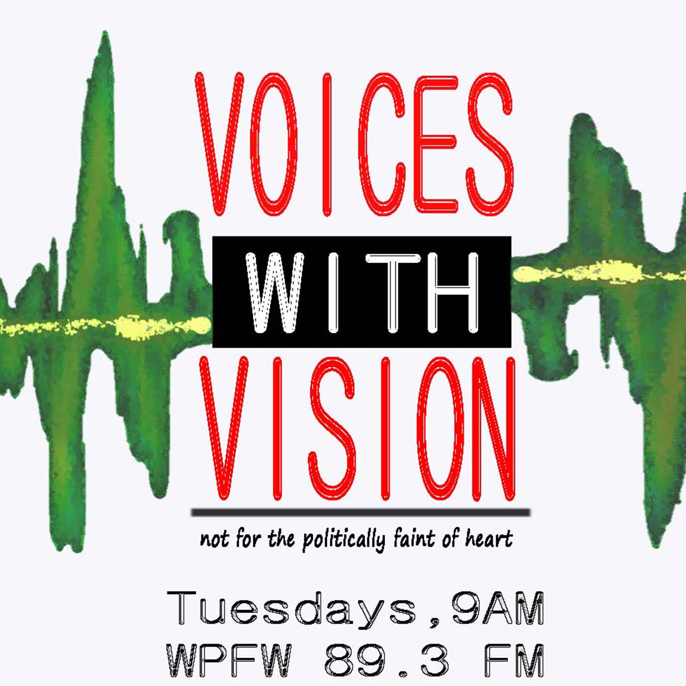 Voices With Vision - Tuesday, January 28, 2020